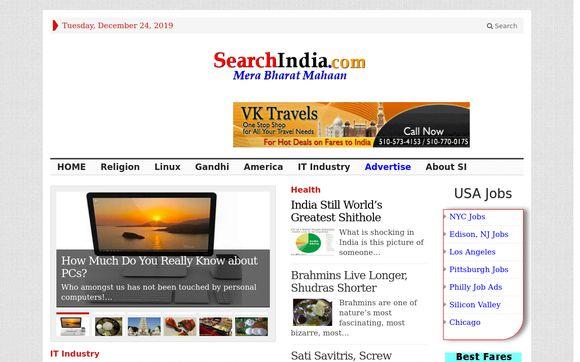 SearchIndia