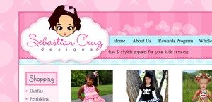 Sebastian Cruz Designs - Luxurious Customer Children's Attire