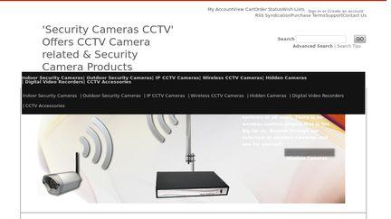 Security Cameras Cctv