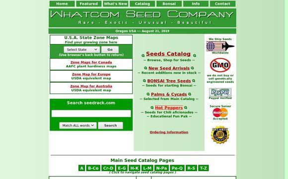 Whatcom Seed Company