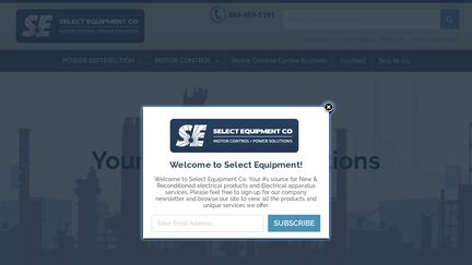 Select Equipment CO