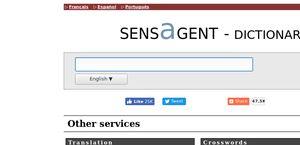 Sensagent