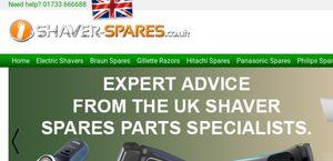 Shaver-spares.co.uk