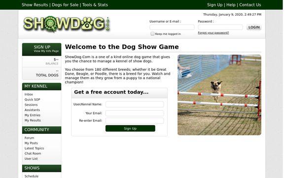 Showdog