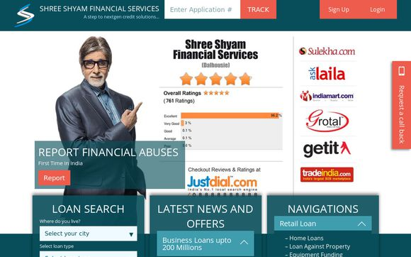 Shree Shyam Financial Services