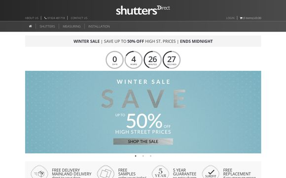 Shutters-direct.co.uk