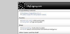 ShyGypsy