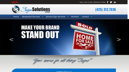 Sign Solutions NW