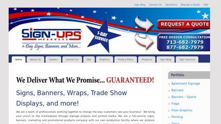 Signupsandbanners.com