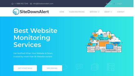 SiteDownAlert