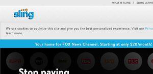Sling TV Reviews - 209 Reviews of Sling com | Sitejabber