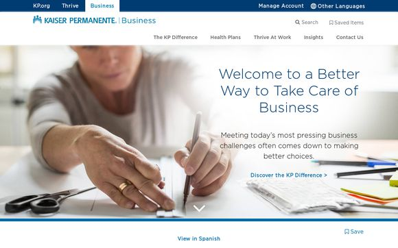 KaiserPermanente Business