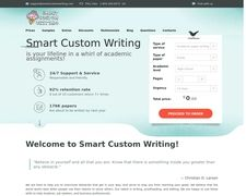 Smart Custom Writing