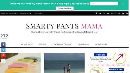 Smarty Pants Mama
