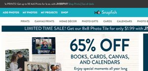 Snapfish Reviews - 199 Reviews of Snapfish.com | Sitejabber