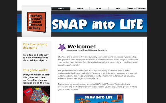 Snap into Life