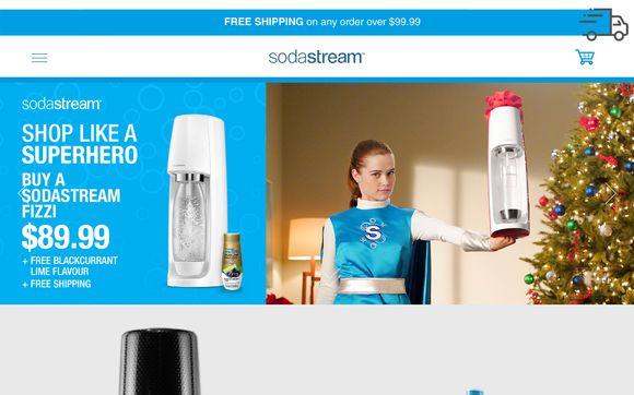 SodaStream Canada