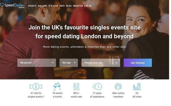 SpeedDater.co.uk