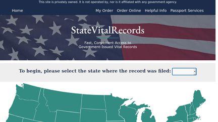 StateVitalRecords