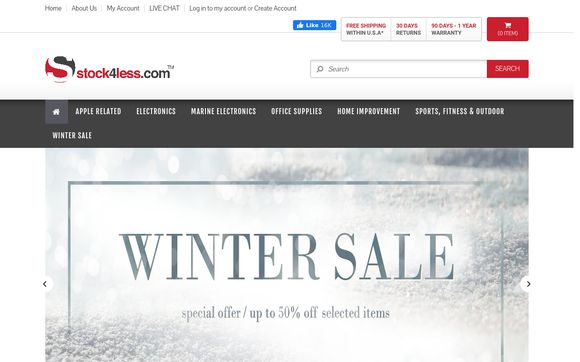Stock4less.com