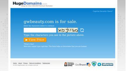 Store.gwbeauty.com