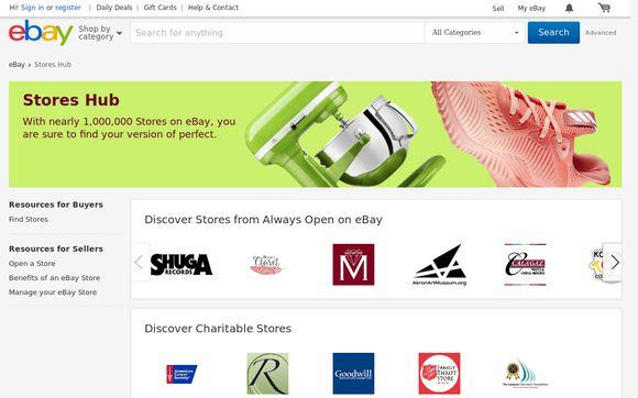 Stores.ebay