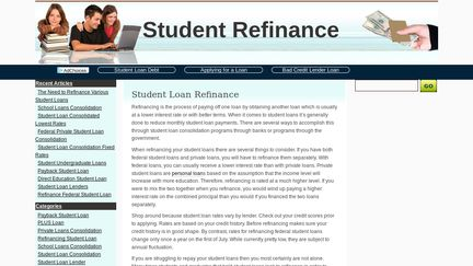 StudentRefinance