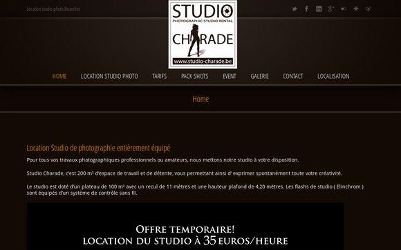 Studio-charade.be