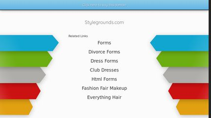 StyleGrounds