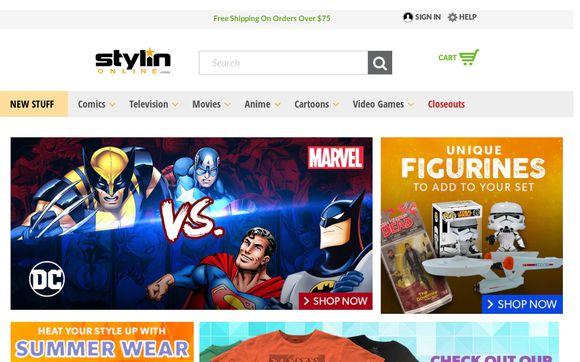 Stylin Online