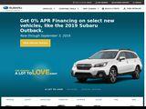 Subaru.com