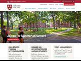 Summer.harvard.edu