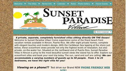 SunsetParadiseVillas