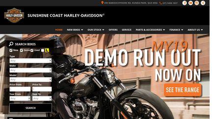 SunshineCoastHarley.com.au
