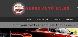 Super Auto Sales >> Super Auto Sales Reviews 2 Reviews Of Superautosaleslv Com