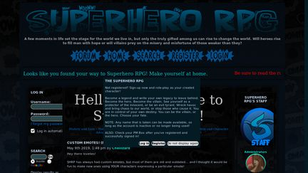 Superhero-RPG