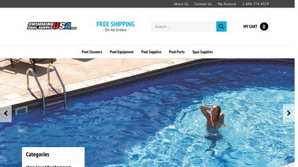 Swimming Pool Supplies Online