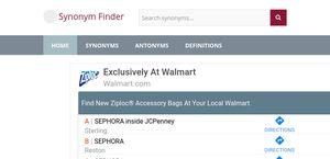 Synonym-finder Reviews - 2 Reviews of Synonym-finder com