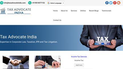TaxAdvocateIndia