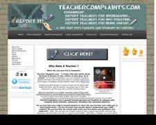 Teachercomplaints.com