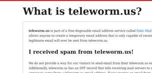 Teleworm