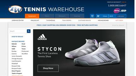 Tennis Warehouse