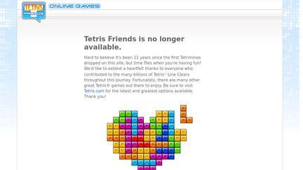 Tetrisfriends