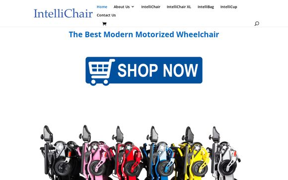 IntelliChair Motorized Wheelchairs