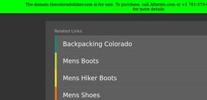 The Coloradohiker