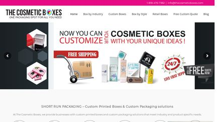 Thecosmeticboxes