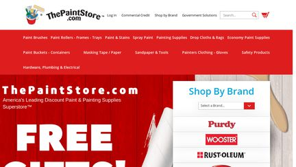 ThePaintStore.com