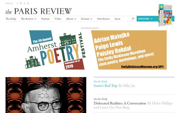 The Paris Review