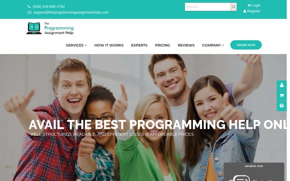 The Programming Assignment Help