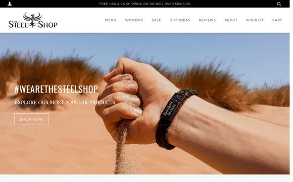 The Steel Shop